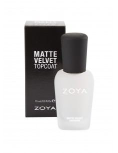 MATTEVELVETE TOP COAT