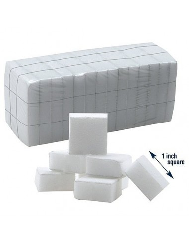 Cuccio Veneer Mini White Disposable Sanding Blocks - 200 grit / 180 grit