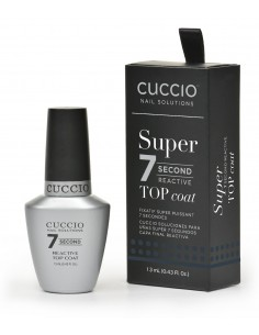 Cuccio Colour 7 Seconds Reactive Top Coat