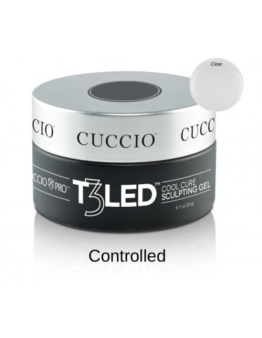 Cuccio Pro T3 LED/UV GEL Controlled Leveling