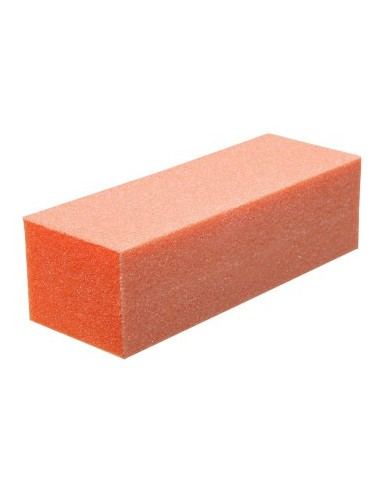 Cuccio Pro Orange 3-Way Block - 180 / 220 grit