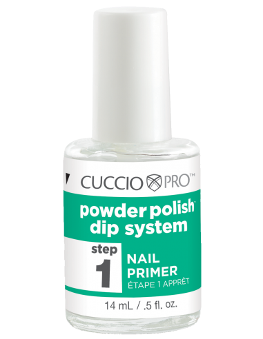 Cuccio Pro Powder Polish - Nail Primer - Step 1