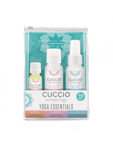 Cuccio Somatology Yoga Essential Kit