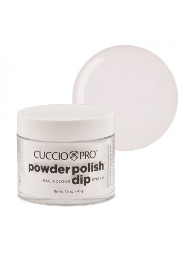 Cuccio Pro Dipping Powder Weiss