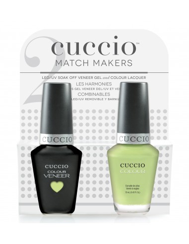 Cuccio Veneer In The Key Of Lime