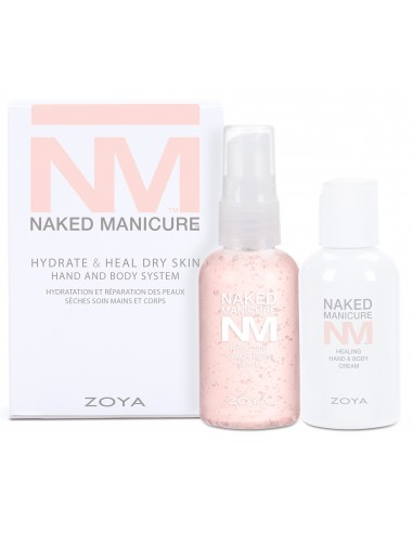 Zoya Naked Manicure Hydrate & Heal Try Me Kit