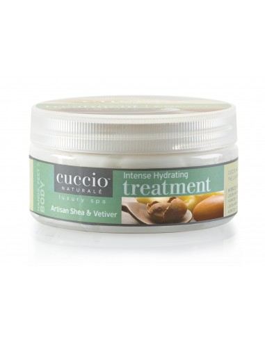 Cuccio Naturale Intense Hydrating Treatment Artisan Shea & Vetiver