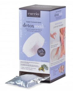 Cuccio Naturale DetoxSoak Super Concentrated