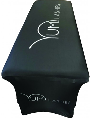 Yumi Lashes Fabric cover for treatment bed